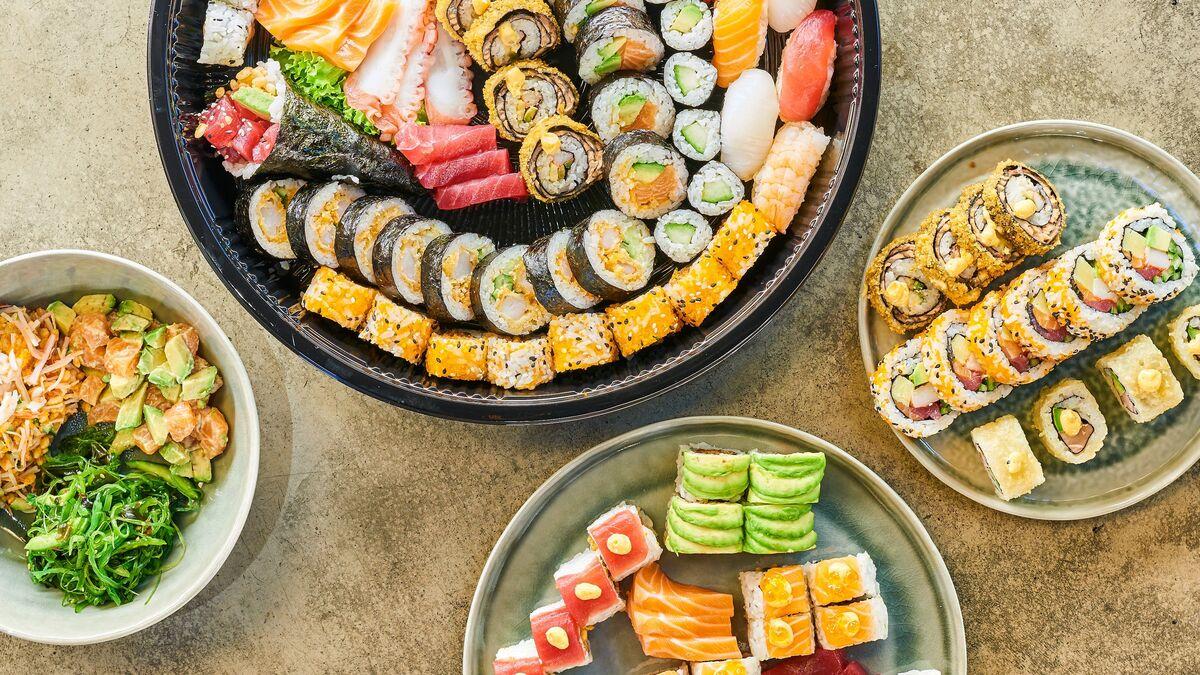 Le Comptoir des Sushis