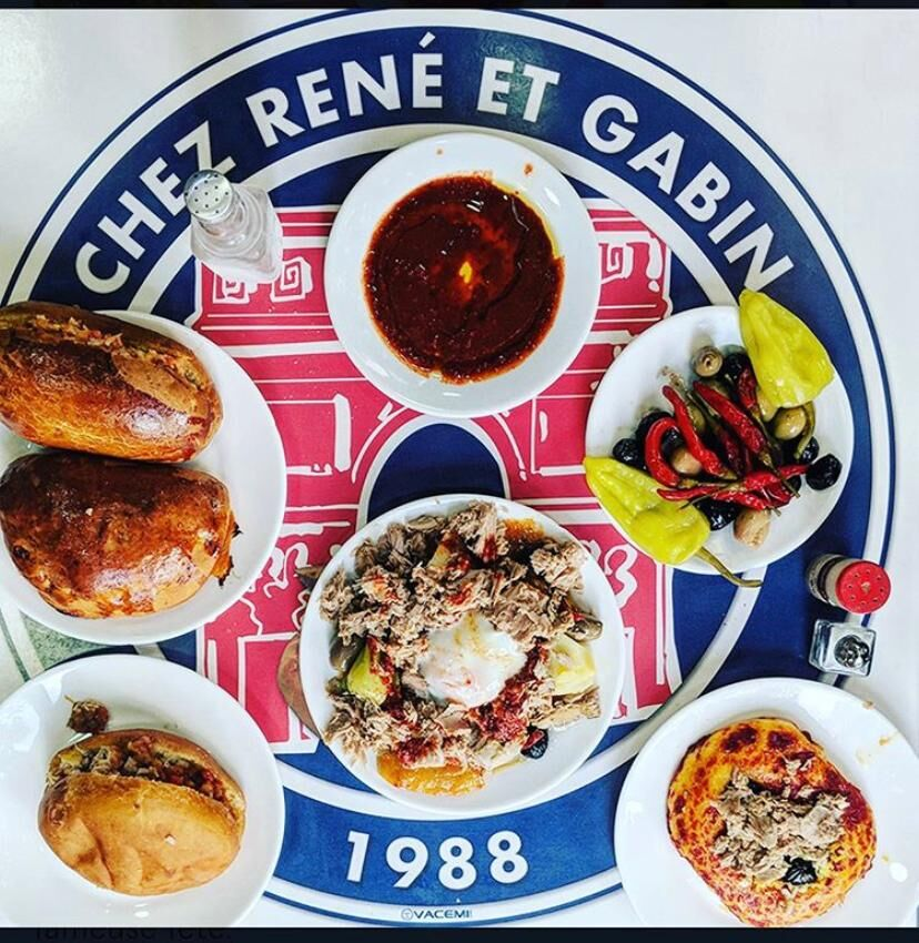Chez René et Gabin