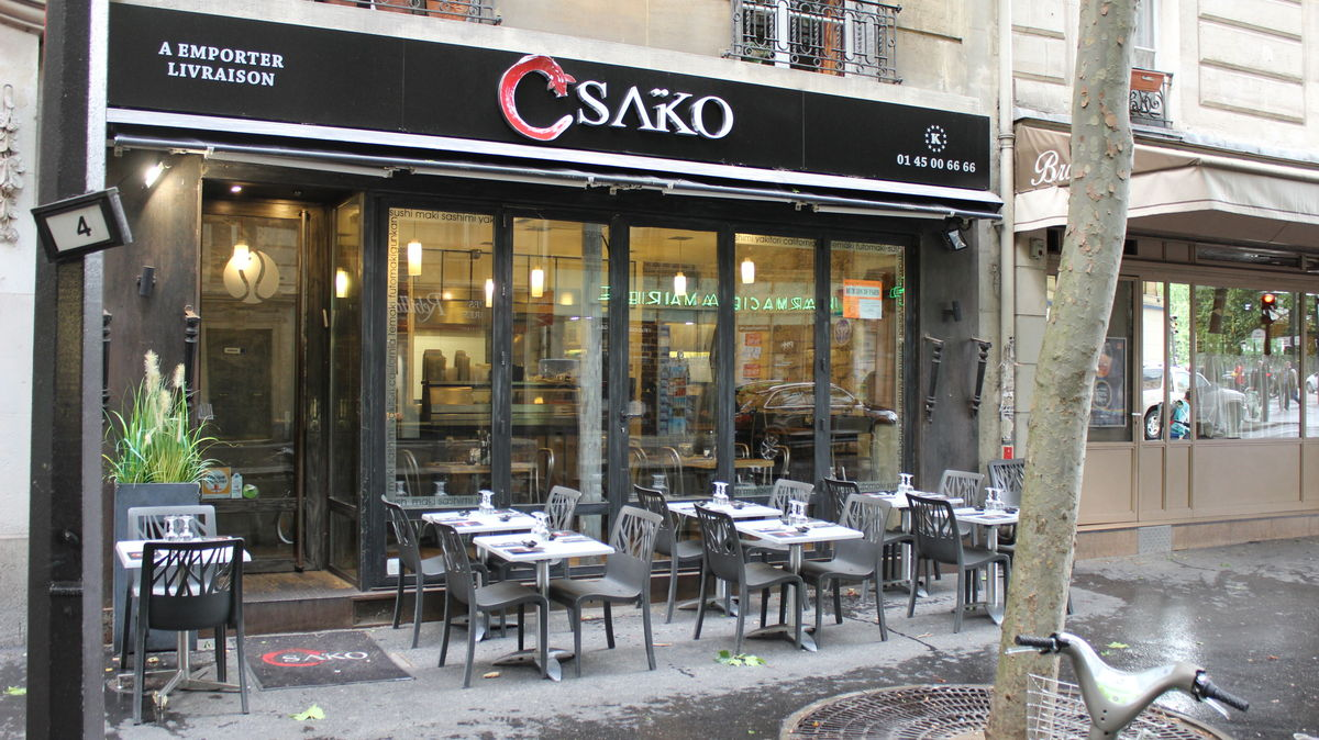 Restaurant Saiko Paris 19ème