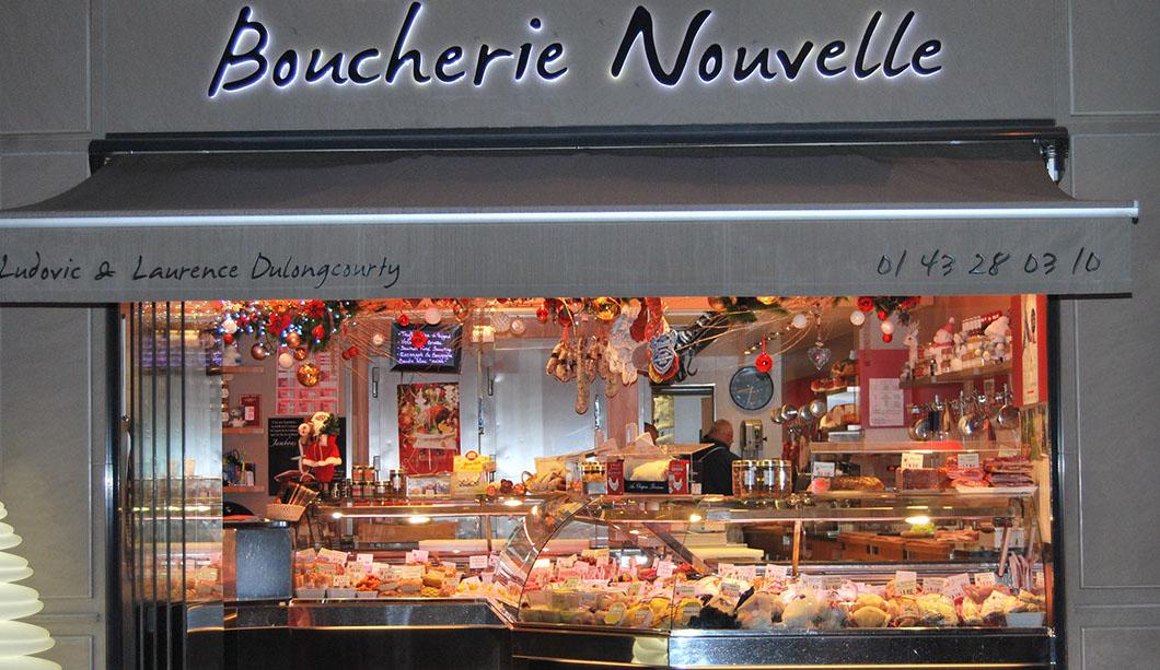Boucherie Nouvelle Vincennes