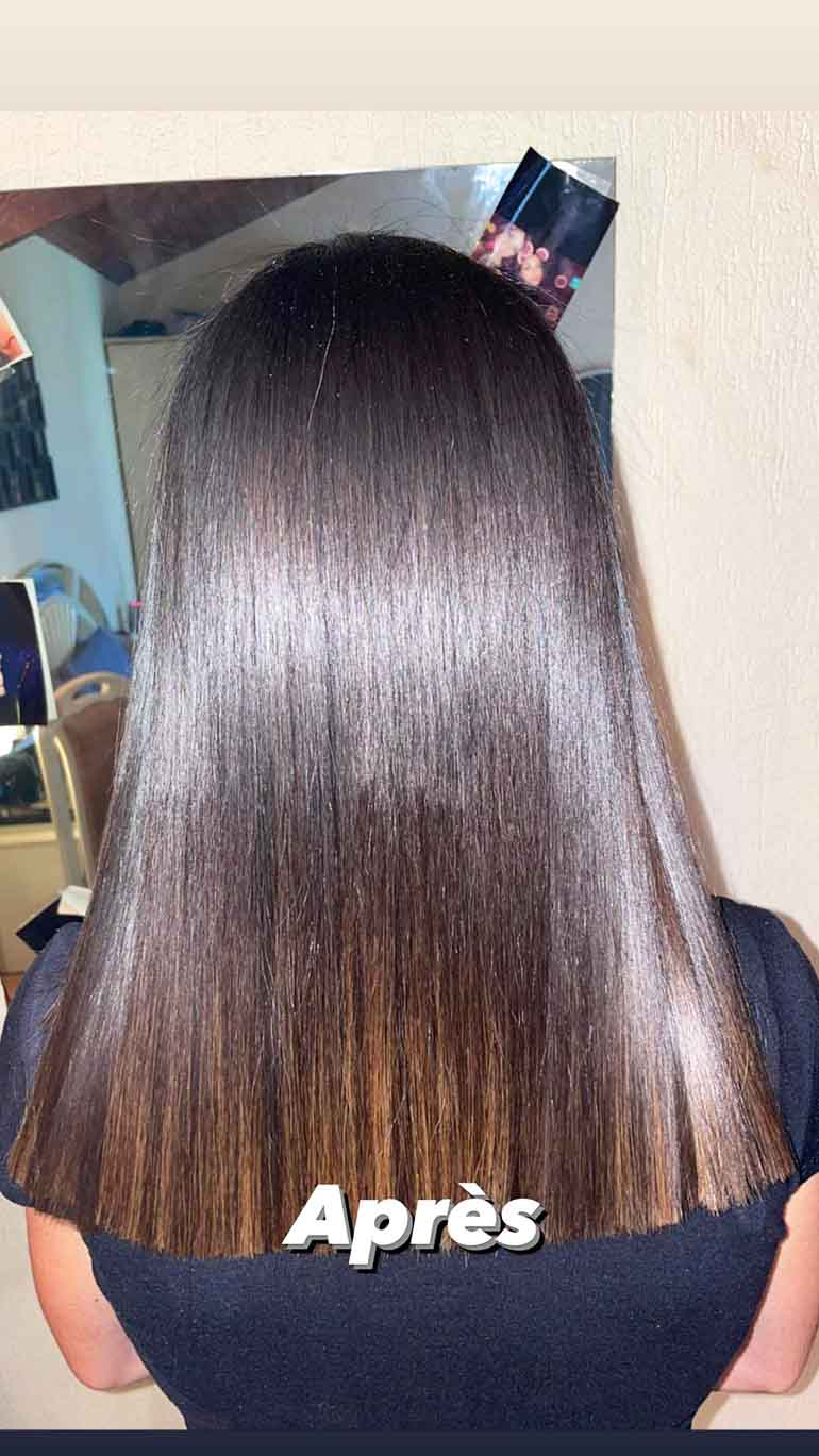 Coiffeuse mariage Marseille France #280770777