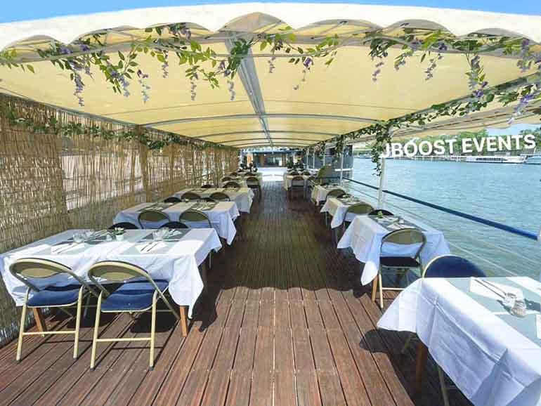 Chabbat Hatan sur un bateau cacher avec Hôtel Paris France #299770778
