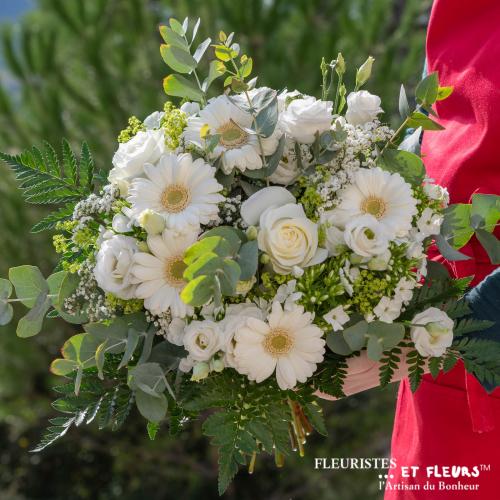 Aux Fleurs de France, Fleuriste