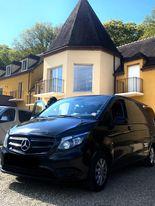 Paris Taxi Chauffeur   #344770788