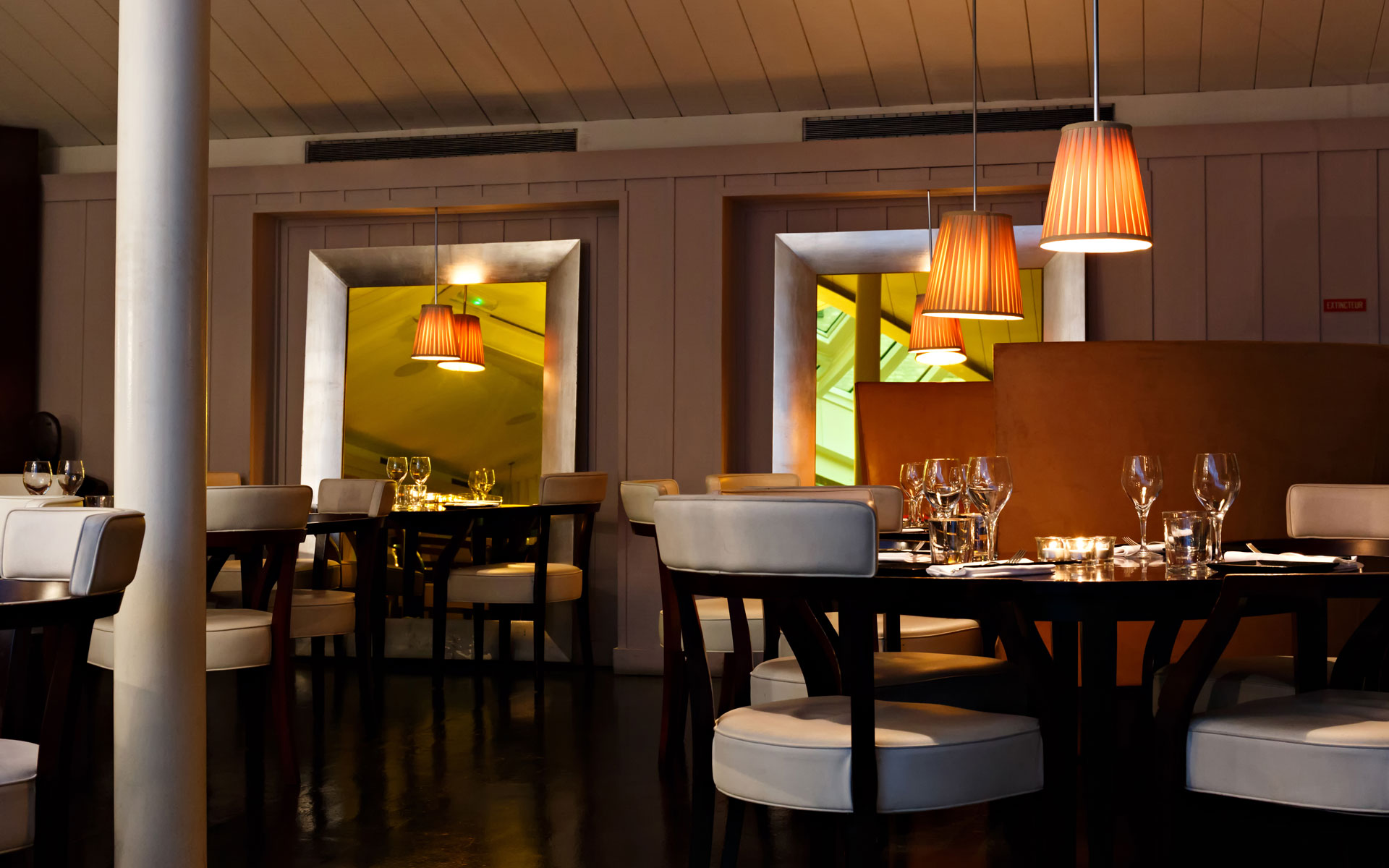 Restaurant Le Bon Paris
