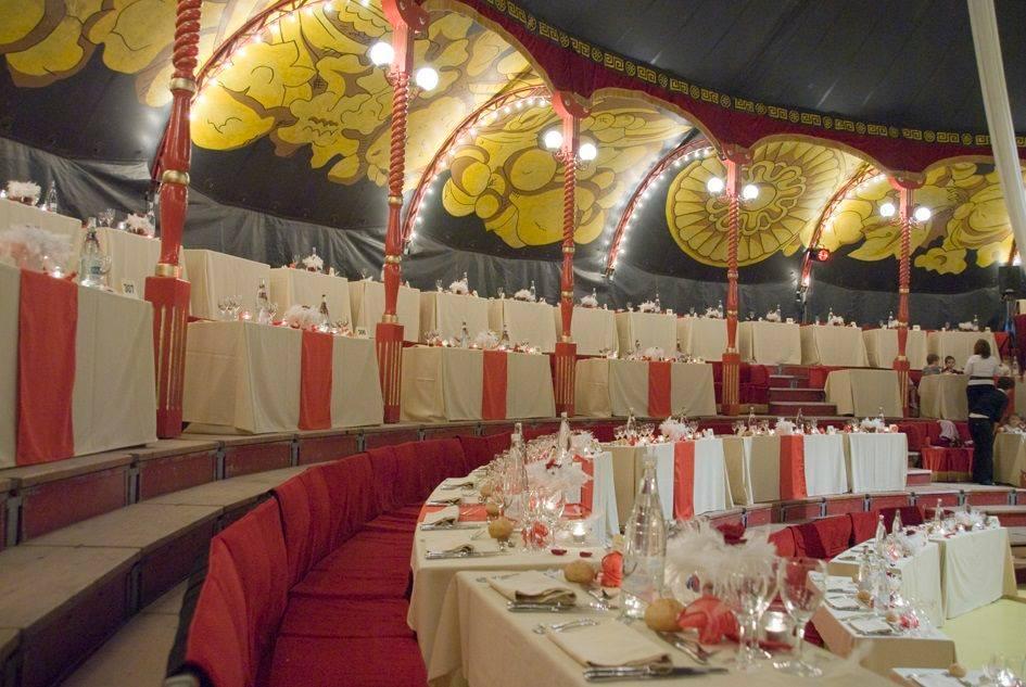 Le Village du Cirque Micheletty