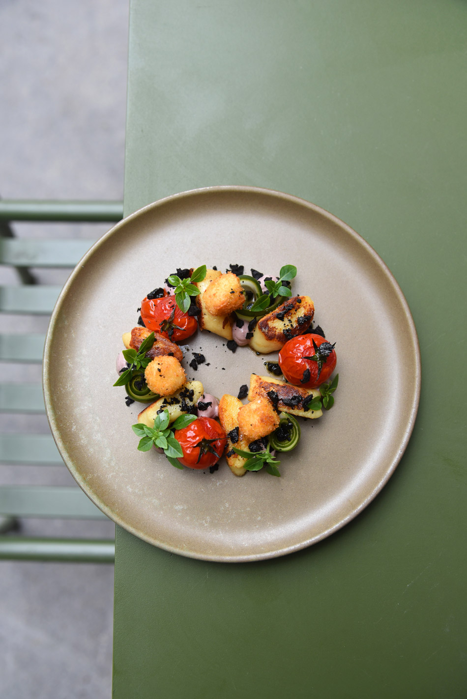 Restaurant Hébé Paris