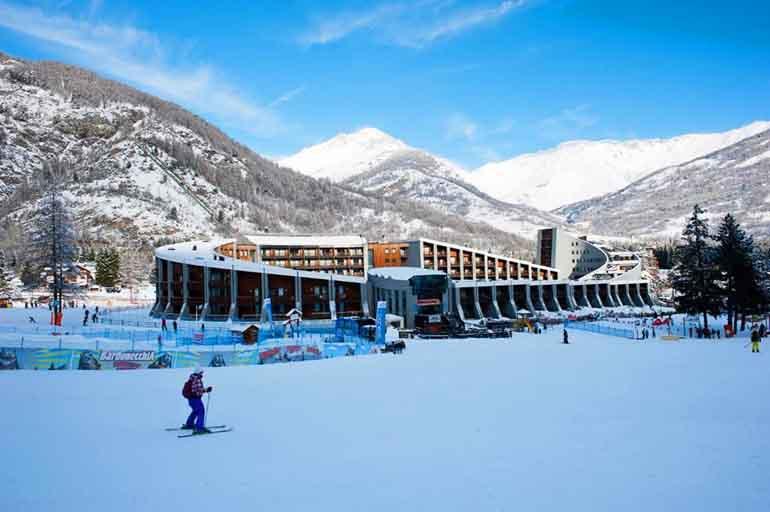 Club Paradise Ski décembre 2021