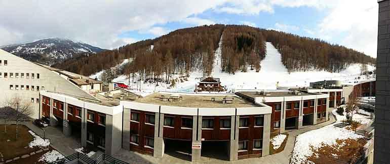 Club Paradise Ski cacher du 20/02/2022 au 27/02/2022