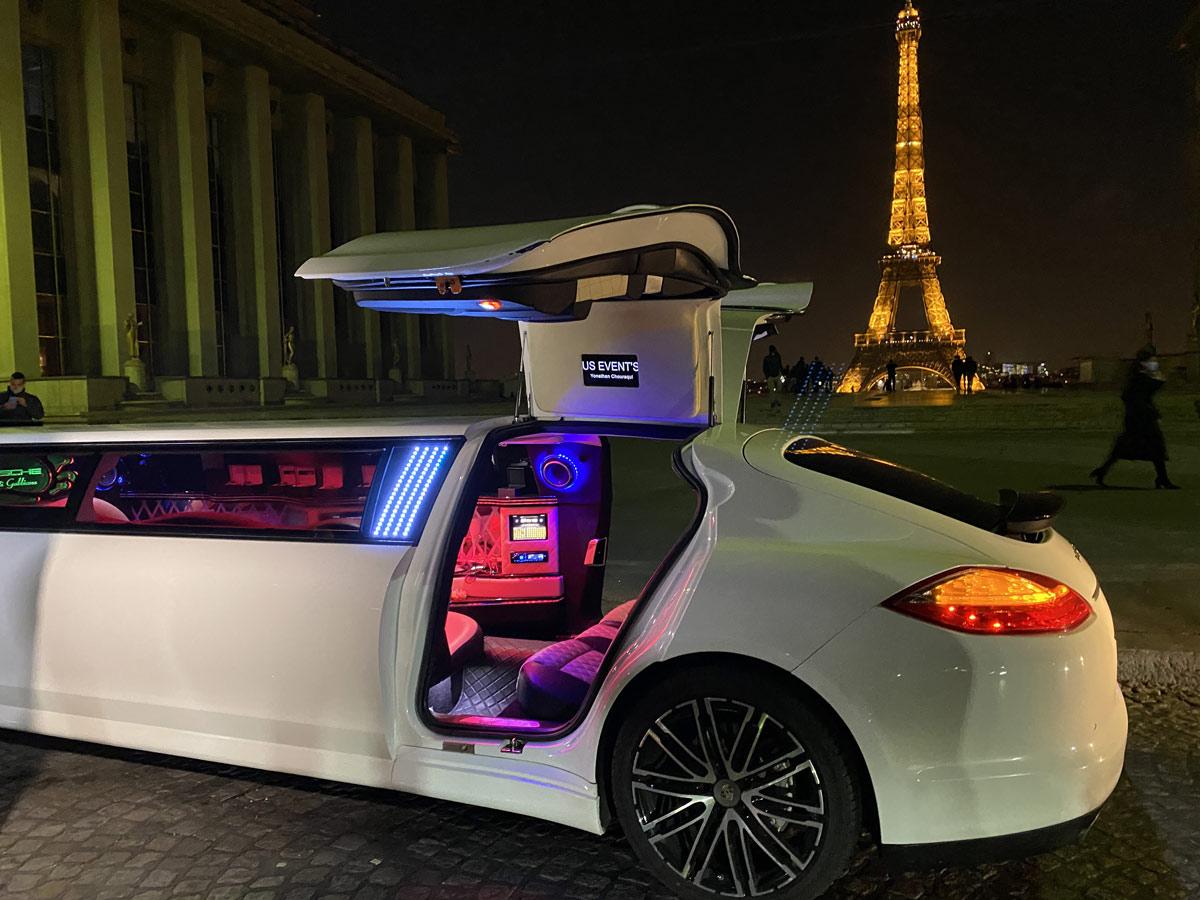 Location Limousine Mariage Paris #303770771