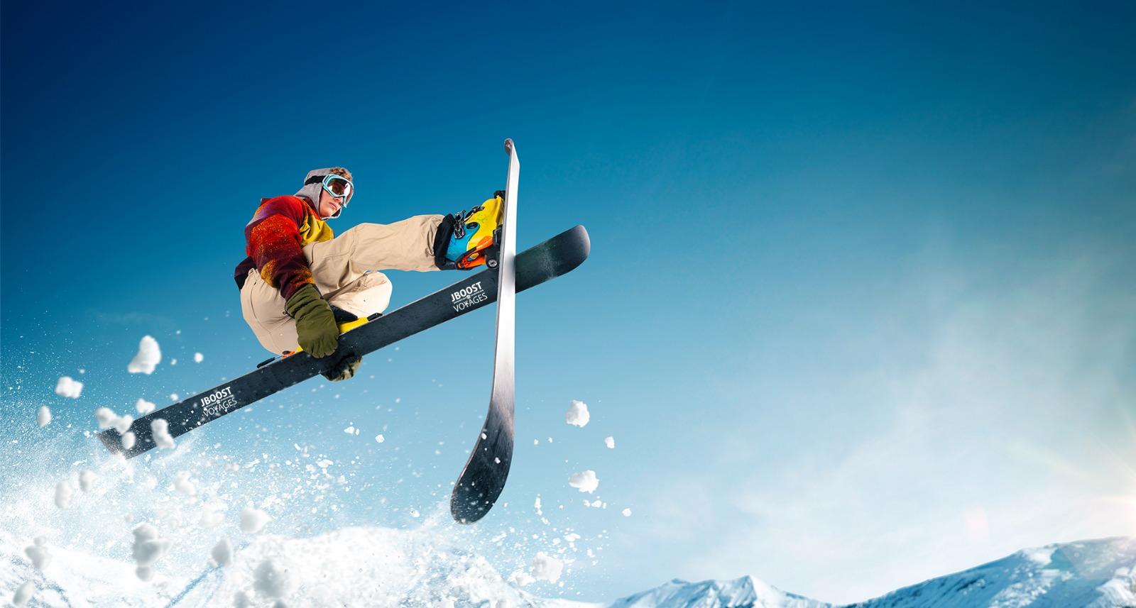 Loisirel ski cacher Décembre