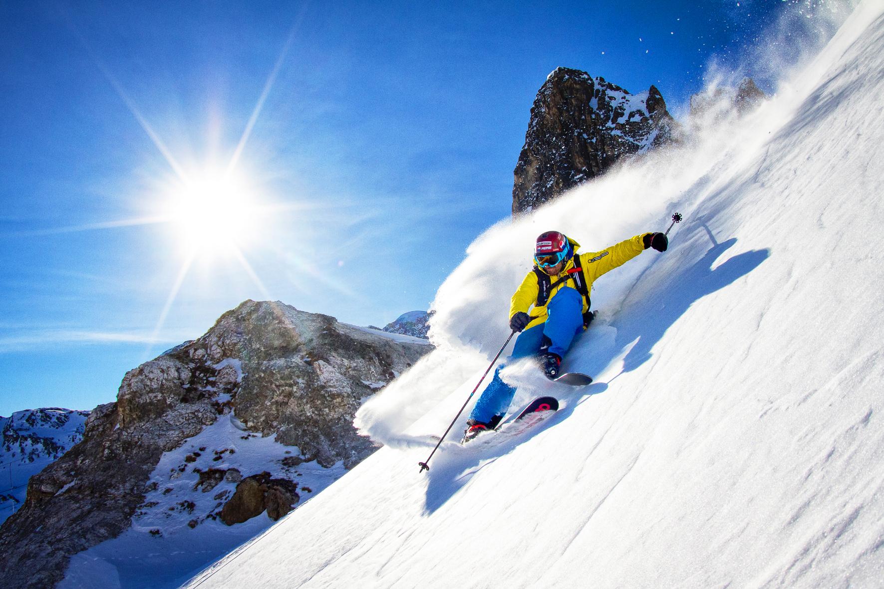 Lev's ski voyage cacher décembre